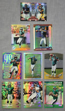 DONOVAN McNABB 1999 Topps Chrome Bowman 99 Rookie (9) Card RC Refractor Lot Mint