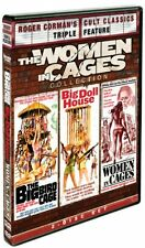 The Women in Cages Collection: The Big Bird Cage / The Big Doll House / Women in