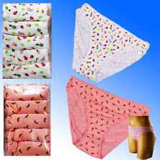 Famous Store Group High Legs Cotton Rich High Legs 5 PACK Briefs Knickers