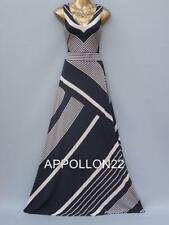Monsoon V Neck Striped Maxi Dresses for Women