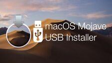 For Apple OS Bootable USB Mojave