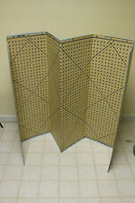 Vintage Antique Sewing Cutting Board Cardboard Grid Measuring Pad Pattern 40x72