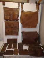 ROOTS 15 PIECE TRIBE LEATHER BONANZA