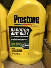 Prestone Radiator Anti Rust Deal