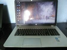 HP ENVY 17T-J100 I7-4700MQ 2.4G, Nvidia Geforce 740m, 1Tb HDD 8GB ram