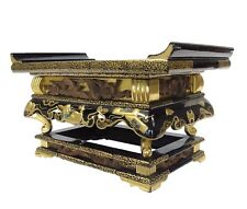 Vintage Japanese Buddhist Altar Table Stand Butsugu