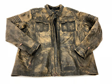Harley-Davidson® Men's Flex-Head Brown Leather Jacket 97107-16VM size:2XL XXL