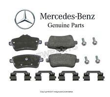 Genuine Mercedes GL350 GL450 GL550 ML350 ML550 2012-17 Rear Disc Brake Pad Set