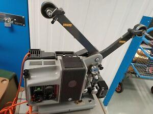 Bauer P5  16mm Film Projector In Original Case  Please Read