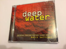 DEEP WATER (Marco Beltrami) 1999 Intrada Composer Promo Score Soundtrack CD