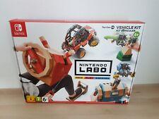 Nintendo Labo - Toy Con 03 - Fahrzeug Set - Nintendo Switch