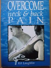 Overcome Neck and Back Pain by Kit Laughlin (Paperback, 1997)