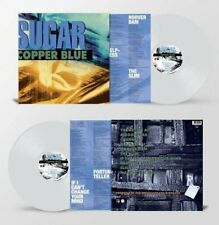 SUGAR COPPER BLUE NEW SEALED 180G CLEAR VINYL LP REISSUE IN STOCK