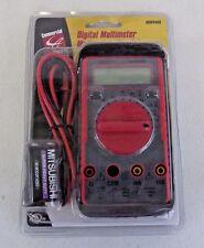 Commercial Electric Hdm 4400 Digital Multimeter 23 Range 7 Function