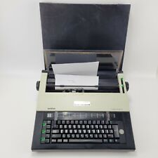Vintage Brother Portable Compactronic II Typewriter CE-555 Tested & Working