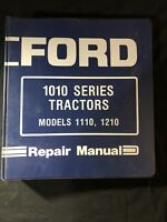 Ford Tractor Repair Manual 1010 Series *242,243