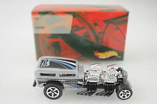 Vintage Hot Wheels Car Way 2 Fast In Gift Box