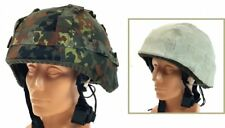 Original Forest Flecktarn Helmet Cover-Winter Cammuflage