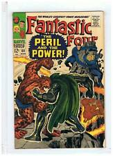 Marvel Comics Fantastic Four #60 VF 1967