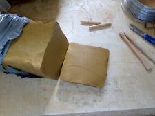 Tonmasse 4,5 kg neu weich fein schamottiert für Brennofen kein Paperclay