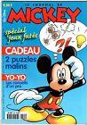 LE JOURNAL DE MICKEY n°2444 ¤ 1999 ¤ SPECIAL JEUX FUTES