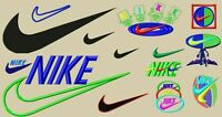 MACHINE EMBROIDERY DESIGNS - 60+ NIKE EMBROIDERY DESIGNS - PES DST JEF FORMATS