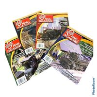 2014 Lot 4 Gauge Railroading Magazines Collectors Model Trains FS