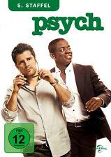 Psych - Die komplette 5. Staffel (James Roday)                       | DVD | 242