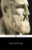 Early Greek Philosophy NEW Barnes Jonathan