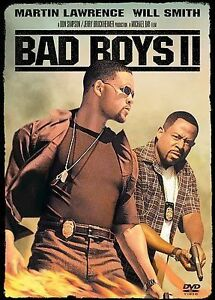 Bad Boys II (DVD, 2003, 2-Disc Set, Special Edition) disc only
