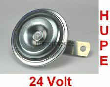 Horn 24 Volt Signal horn Oldtimer TRUCK Construction machinery with E-Mark NEW