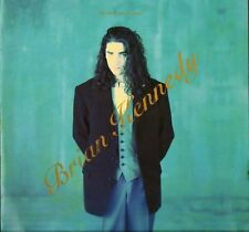 BRIAN KENNEDY the great war of words PL 74475 german rca 1990 LP PS EX/EX +inner