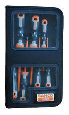 Bahco 202.032 VDE Electricians Screwdriver Set 7 Parts