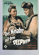 IFB Nr. 3710 Der Knabe auf dem Delphin ( Sophia Loren )