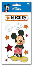 Disney MICKEY MOUSE 3d Scrapbook Stickers