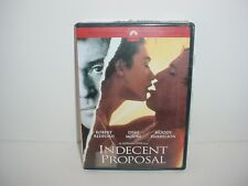 Indecent Proposal DVD Movie