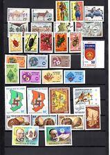 TCHAD lot de 58 timbres non dentelés tous différents + 3 épreuves luxe neufs**