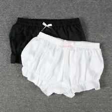 Women Girl Lolita Bloomers Pumpkin Shorts Underwear Knickers Cosplay Kawaii Soft