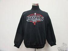 Vtg 90s Logo Athletic Chicago Bulls Crewneck Sweatshirt 2XL 2 Extra Large SEWN