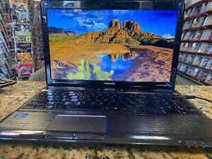 """Toshiba P755 Basic Gaming Laptop,15.6"""", i7-2670QM CPU 2.2GHz, 8GB RAM, 750GB HDD"""