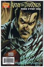 ARMY of DARKNESS : Home Sweet Hell #9, NM, Neves, 2007, more AOD in store