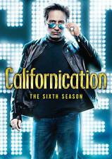 Californication: The Sixth Season (DVD, 2014, 2-Disc Set)