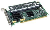 DELL 0J4717 PERC4/DC DUAL U320 SCSI 128MB PCIX BATTERY