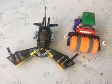 LEGO  76013 - SUPER HEROES ~ BATMAN  The Joker Steamroller-NEAR COMPLETE