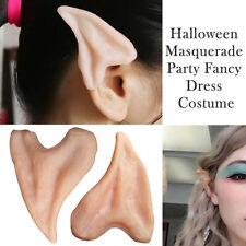 Halloween Party Latex Prosthetic Elf Fairy Hobbit Vulcan Spock Costume Tip Ears
