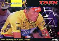 LANCE ARMSTRONG Team USPS Cyclisme cycling US champion cyclist TOUR DE FRANCE
