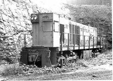 7AA630 1970s RP VIRGINIA POCAHONTAS ISLAND CREEK COAL LOCOMOTIVE VP6?  MINE