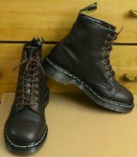 Dr Martens 1460, Brown vintage Made in England Shoes, Size UK 6.5, EU 40