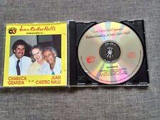 CD JUAN CASTRO NALLI - INTERPRETA A  CHABUCA GRANDA Y JUAN CASTRO NALLI - PERU