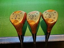 Northwestern golf Wood 1 3 5 J. C. Snead Personal Right Hand